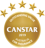 Canstar 2019 Outstanding Value Australia Car Insurance