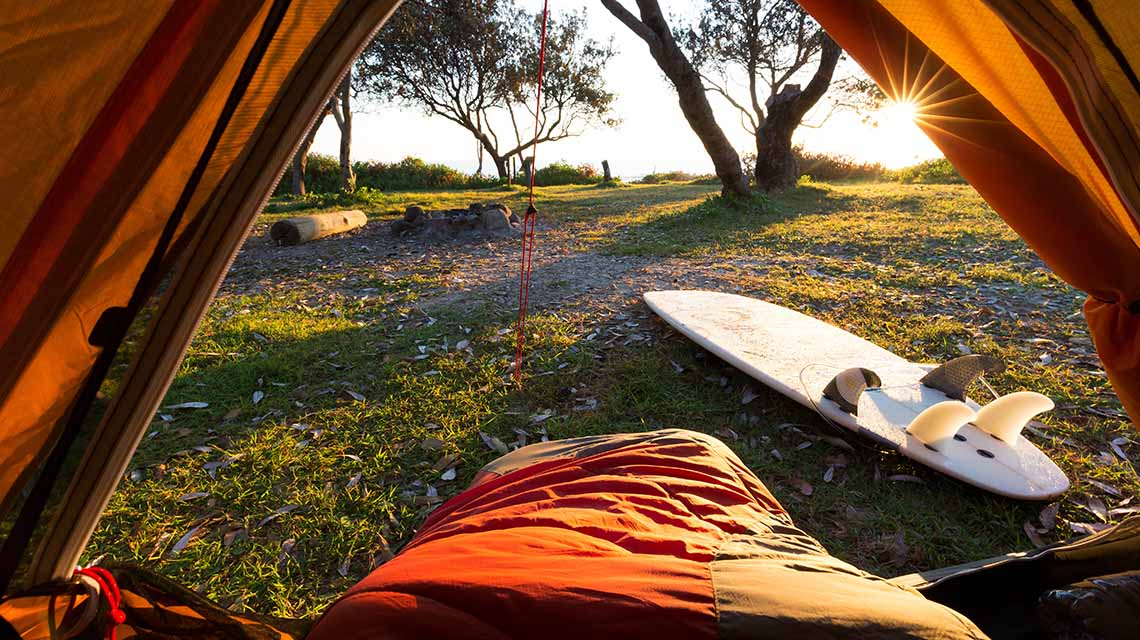 Our Team's Top Camping Tips