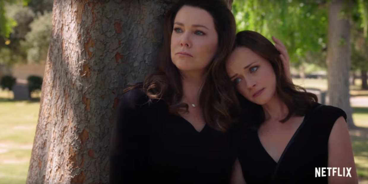 Here's Why No One Wants to Insure The Gilmore Girls