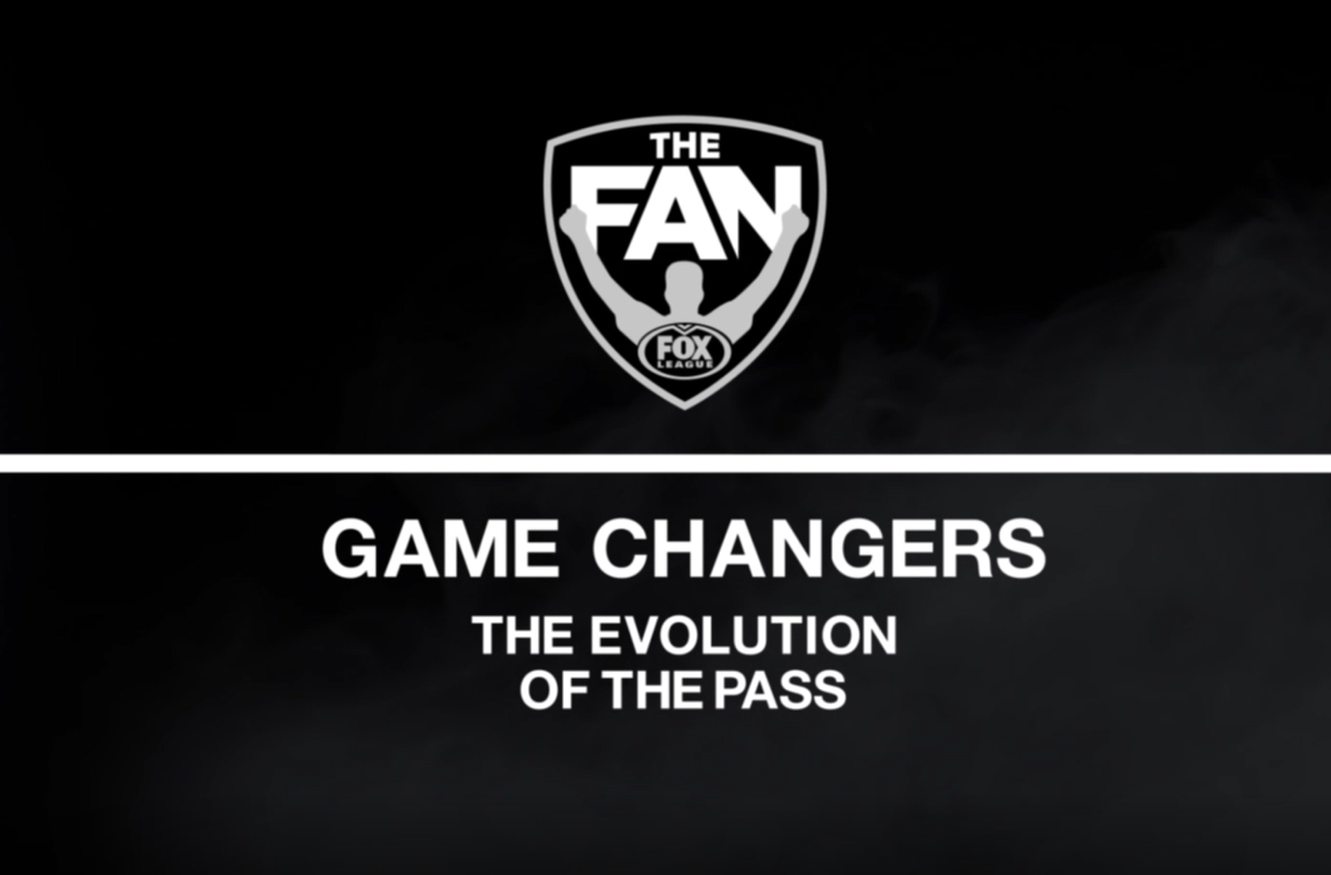 The Evolution Of The Pass